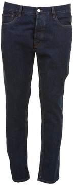 Prada Linea Rossa Straight Leg Jeans