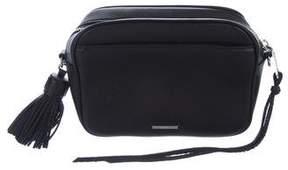 Rebecca Minkoff Bryn Leather Camera Bag with Guitar Strap