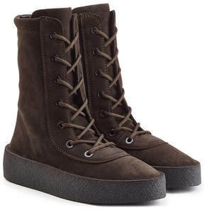Yeezy Suede Boots