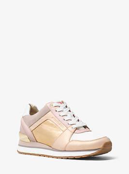 Michael Kors Billie Leather Sneaker