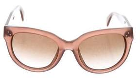 Celine Oversize Cat-Eye Sunglasses
