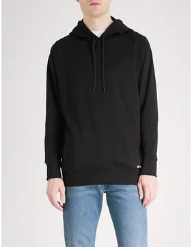 HUGO Branded cotton-jersey hoody
