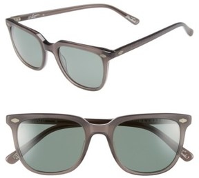 Raen Men's 'Arlo' 53Mm Polarized Sunglasses - Matte Crystal/ Grey