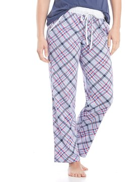 Karen Neuburger Plaid Sleep Pants