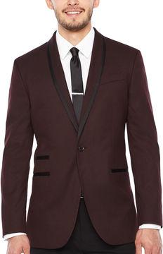 Jf J.Ferrar Slim Fit Woven Sport Coat - Slim