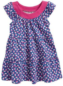 Tea Collection Twirl Print Dress