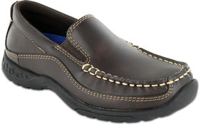 Stacy Adams Porter Boys Moc Toe Slip-On Dress Shoes - Little Kids/Big Kids