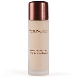 Mineral Fusion Neutral 1 Liquid Foundation by 1oz Makeup)