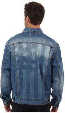 Roper Vintage Patriotic Jean Jacket Men's Jacket