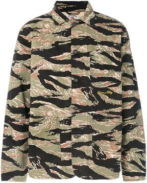 Edwin camouflage jacket