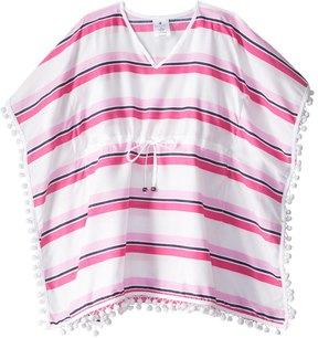 Snapper Rock Girls' Cabana Stripe Kaftan Cover Up (2T16) - 8155102