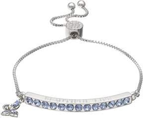 Brilliance+ Brilliance Beautiful Life Adjustable Bracelet with Swarovski Crystals
