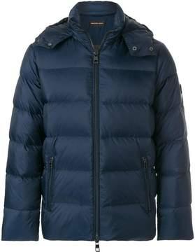 Michael Kors padded hood jacket