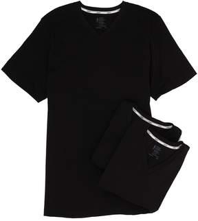Jockey Cotton Slim Fit V-Neck Neck T-Shirt 3-Pack Men's T Shirt