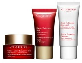 Clarins Super Restorative Skin Starter Kit