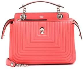 Fendi Exclusive to mytheresa.com –DotCom Click leather shoulder bag