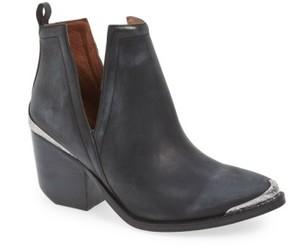 Jeffrey Campbell Women's Cromwell Cutout Western Boot