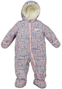 Osh Kosh Baby Girl Osh'Kosh B'gosh Floral Print Snowsuit