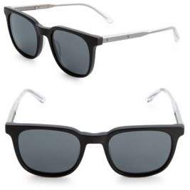 Bottega Veneta Tinted 51MM Wayfarer Sunglasses