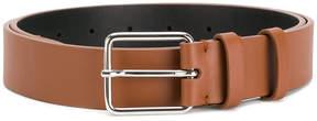 Jil Sander classic buckle belt