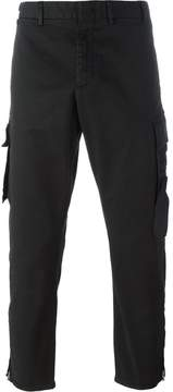 No.21 loose fit cargo trousers
