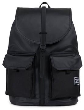 Herschel Men's Dawson Studio Collection Backpack - Black