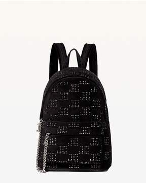 Juicy Couture Crystal JC Delta Mini Backpack