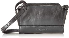 Liebeskind Berlin Women's Hollywood Metallic Leather Structured Mini Crossbody