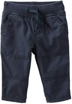 Osh Kosh Baby Boy Poplin Pull-On Pants