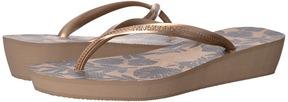 Havaianas High Light II Flip Flops Women's Sandals