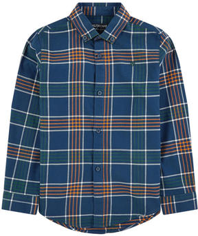 Mayoral Checked shirt