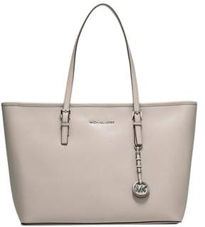 MICHAEL Michael Kors Michael Kors Medium Multifunction Tote. - GRAY - STYLE