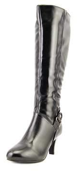 Karen Scott Harloww Round Toe Synthetic Knee High Boot.