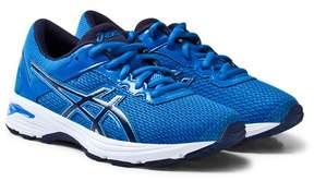 Asics Blue Junior GT-1000 6 Running Trainers
