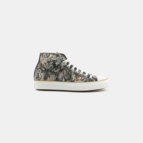 Roberto Cavalli Mike High Top Sneaker