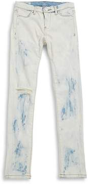 Blank NYC Girl's Ripped Denim Jeans