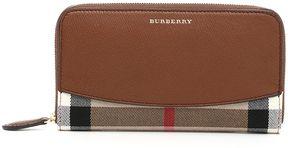 Burberry Elmore Wallet - TAN MARRONE - STYLE