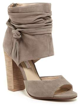 Kristin Cavallari by Chinese Laundry Leigh Suede Heeled Sandal