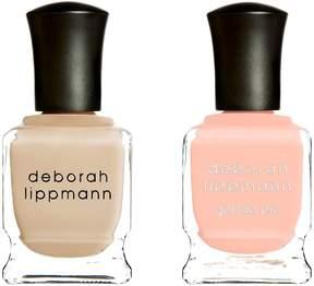 Deborah Lippmann Nude Duo (0.5 OZ)