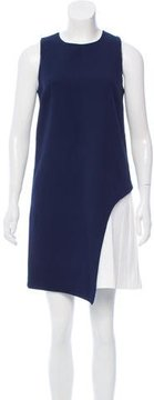 Andrew Gn Pleated Wool Dress w/ Tags