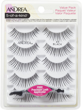 Andrea 5 of a Kind Lash #45 with Applicator