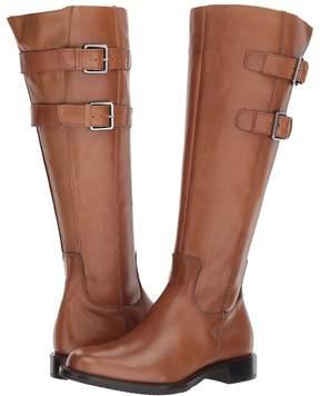 Ecco Shape 25 Tall Buckle Women's Boots
