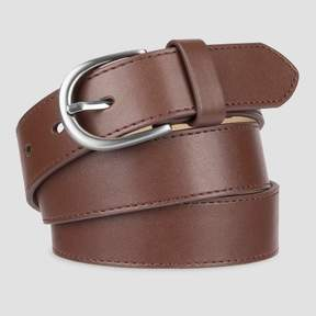 Merona Women's's Faux Leather Belt - A New Day