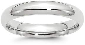 Bloomingdale's Men's 4mm Comfort Fit Band Ring in 14K White Gold - 100% Exclusive
