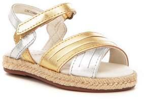 UGG Girls' Addilyn Metallic Sandals