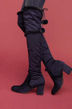 Charles David Odom Over-The-Knee Boots