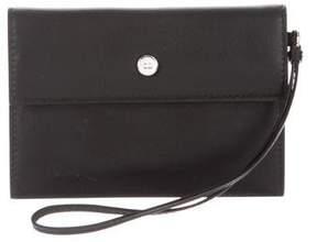 Christian Dior Leather Envelope Wristlet