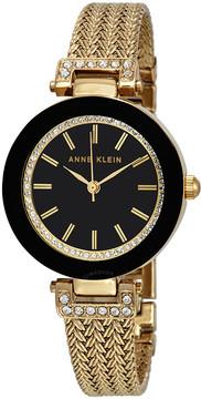 Anne Klein Black Dial Ladies Watch