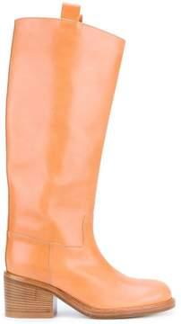 A.F.Vandevorst mid-calf boots