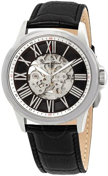 Lucien Piccard Calypso Automatic Men's Skeleton Watch